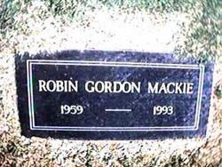 Robin Mackie