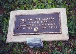 William Jeff Maltby
