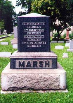 Ebenezer Marsh