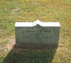Emma Dexter Masters
