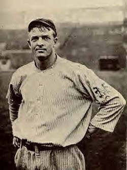 "Christopher ""Big Six"" Mathewson"