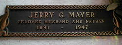 Jerry Gershon Mayer