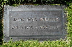 Jason David McCallum