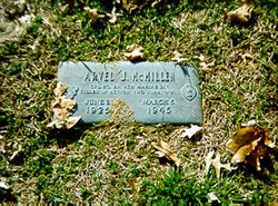 Arvel J. McMillen