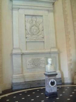 Memorial to British Soldiers at Waterloo
