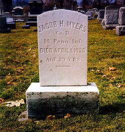 Jacob H. Myers