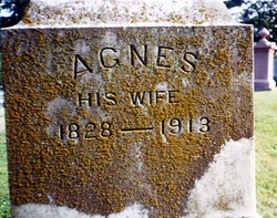 Agnes B. <I>Carlisle</I> Miller