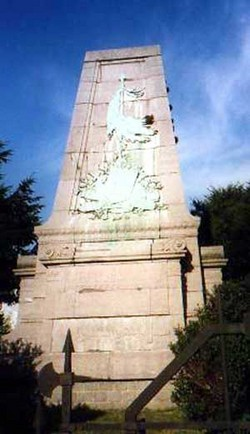 Monument to Belgian Soldiers