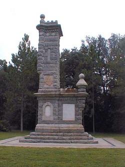 Olustee Battlefield Confederate Monument