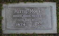 Mittie Morris