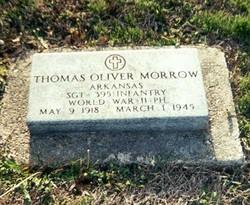 Thomas Oliver Morrow