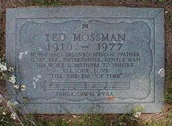 Ted Mossman