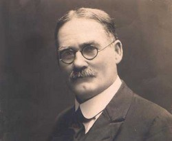 Dr James Naismith