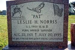 "Leslie H. ""Pat"" Norris"