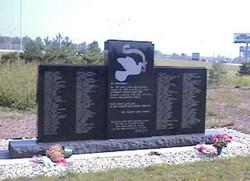Northwest Airlines Flight 255 Memorial