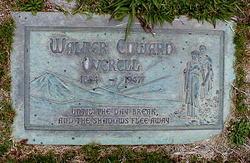 Walter Edward Overell