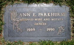 Ann Parkhurst