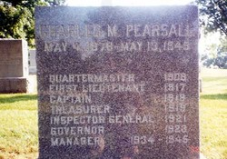 Charles M. Pearsall