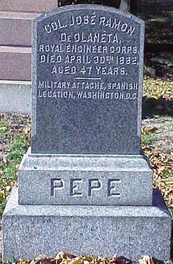 Jose Ramon DeOlaneta Pepe