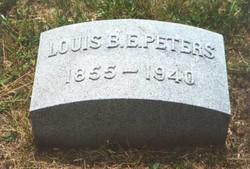Louis Berhard Elias Peters