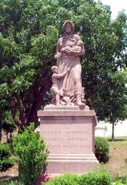 Pioneer Mother Memorial