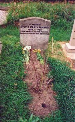 sylvia plath 1932 1963 find a grave memorial