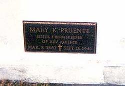 Mary K. Pruente