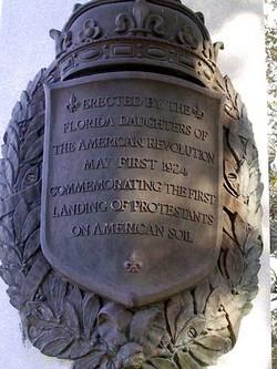 Ribault Memorial