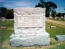 C. W. Robbins
