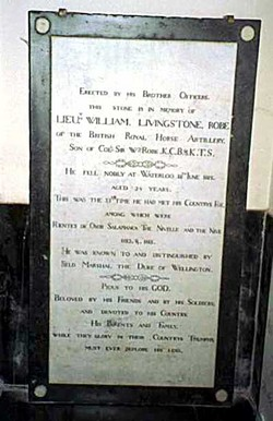William Livingstone Robe