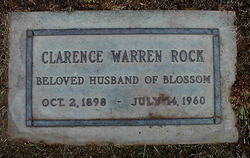 Clarence Rock