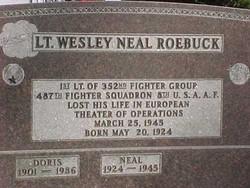 Wesley Neal Roebuck