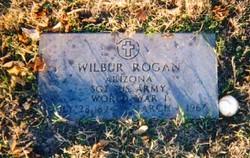 """Wilbur """"Bullet"""" Rogan"""