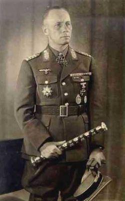 """Erwin """"The Desert Fox"""" Rommel"""