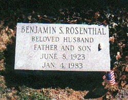 Benjamin Stanley Rosenthal
