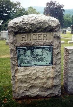 MG Thomas Howard Ruger