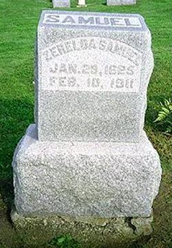 Zerelda Elizabeth <I>Cole</I> Samuel
