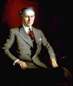 Henry Frederick Schricker