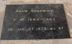 Rev Adam Sedgwick