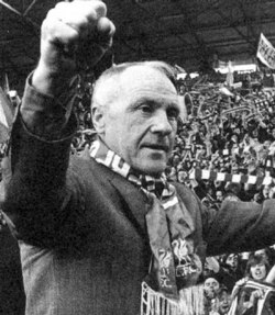 "Bill ""Shanks"" Shankly"