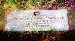Harry St. John Sharpe