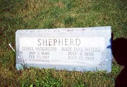 George Washington Shepherd