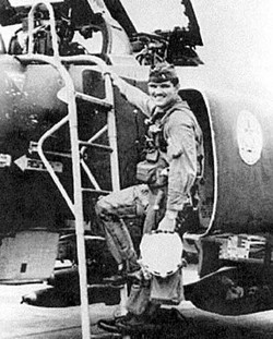 Capt Lance Peter Sijan