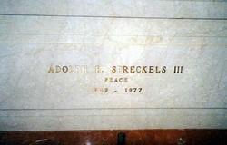 "Adolph Bernard ""Bunker"" Spreckels, III"