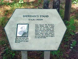Stones River Battlefield and Monuments