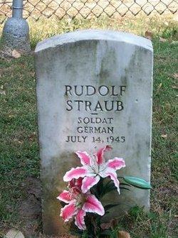 Rudolf Straub