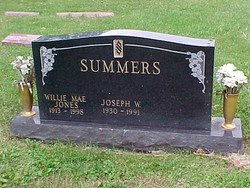 Joseph W. Summers