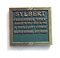 "Christopher ""Stick"" Sylbert"