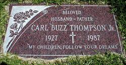 "Carl ""Buzz"" Thompson, Jr"