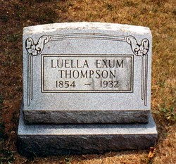 Luella Exum Thompson
